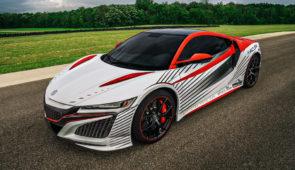 Honda NSX 'instant response' voert rijdersinput sneller uit
