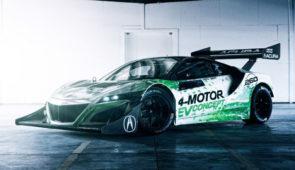 Honda maakt elektrische auto van NSX