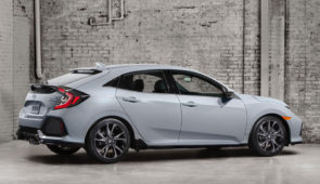 Honda Civic hatchback begin 2017 naar Nederland