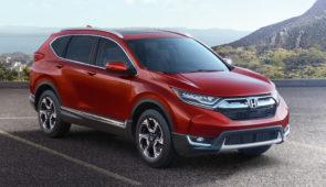Honda onthult nieuwe CR-V