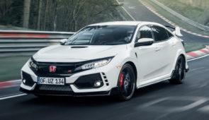 Nieuwe Honda Civic Type R is de snelste