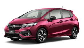Vernieuwde Honda Jazz in Japan onthuld