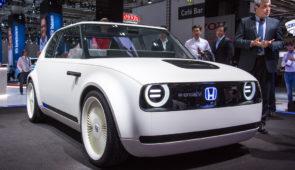 Brutale Honda Urban EV Concept gaat écht komen (in aangepaste vorm)