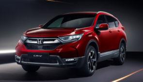 Europese versie Honda CR-V is klaar