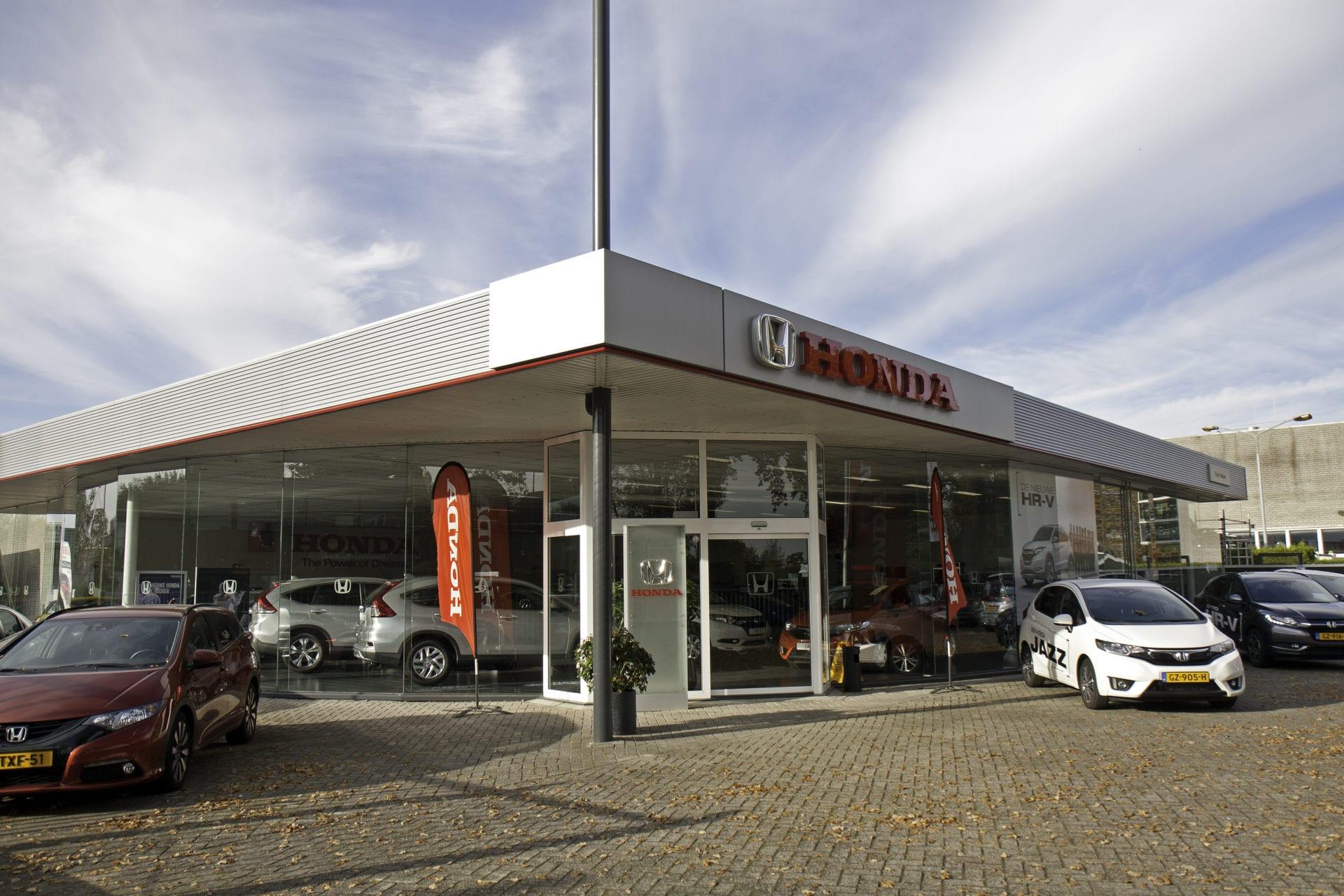 Honda Garage Utrecht : Autobedrijf van putten