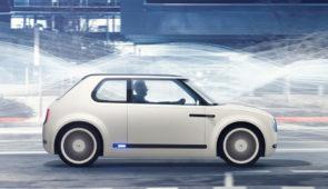 'Honda presenteert elektrische stadsauto in Genève'
