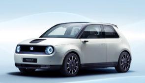 Productie elektrische stadsauto Honda start nog dit jaar